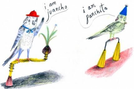 Juancho and Panchita